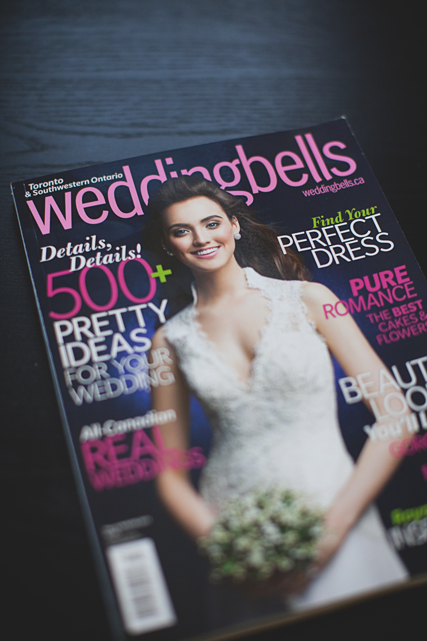 Wedding Bells featured wedding