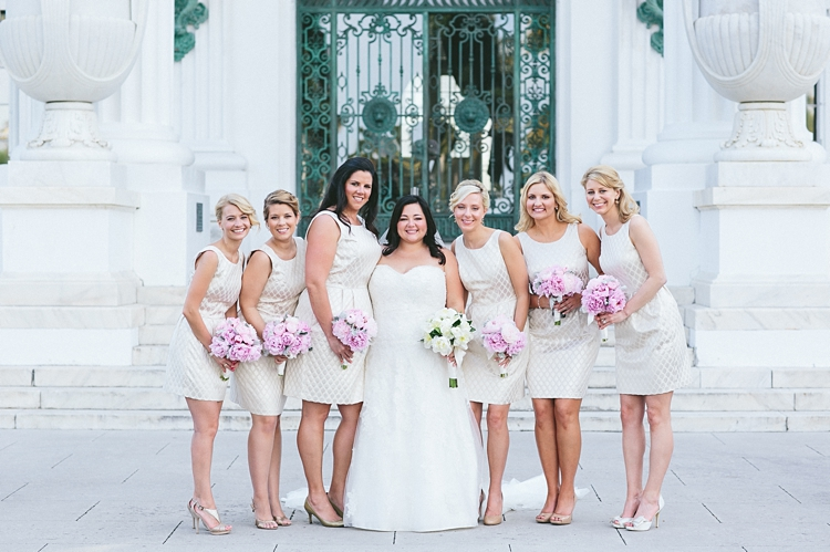 Bridesmaids Flagler Museum