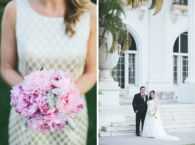 Flagler Museum Wedding Ceeremony