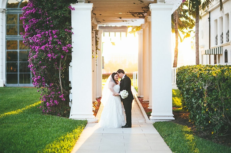 Flagler Museum Palm Beach Wedding