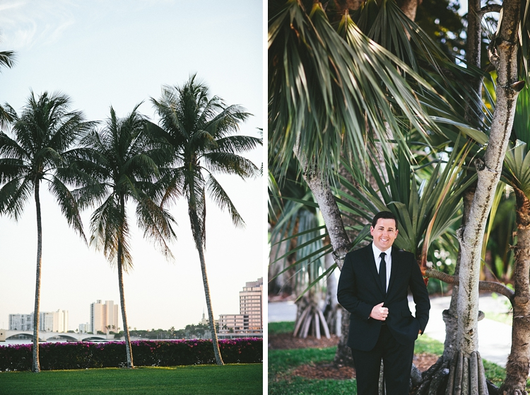 groom at Flagler Museum