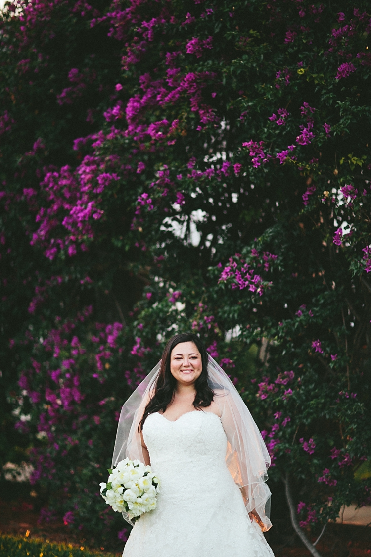 Bridal Portrait at Flagler Museum Palm Beach
