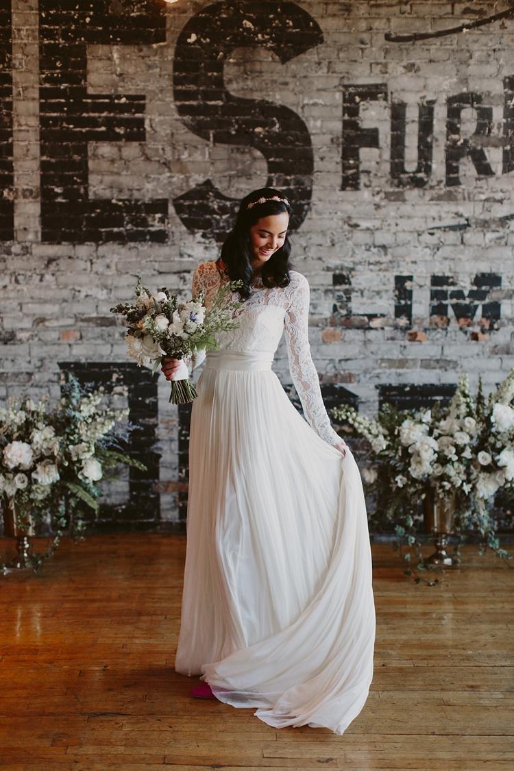 Burroughes Building Wedding Toronto Andrew Camille Brandon Scott Photography